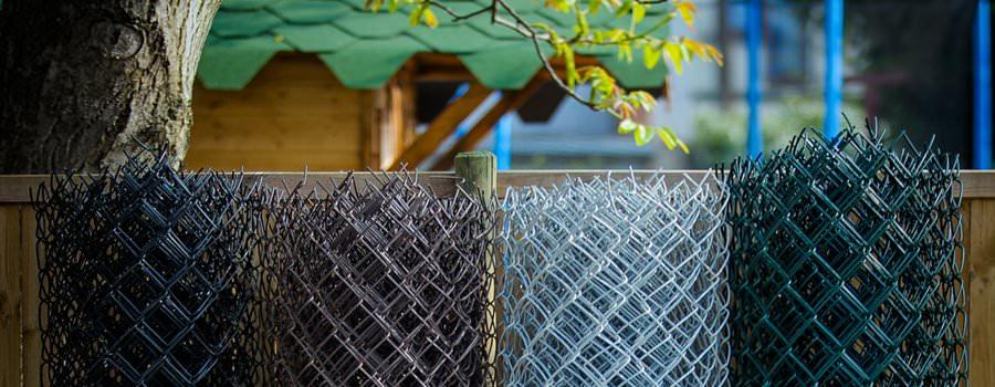 Siatki i płoty ogrodzeniowe