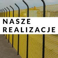 realizacje z siatki ogrodzeniowej - Poznań